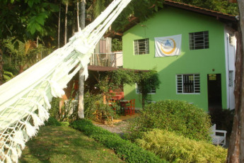 Joinville - Joinville Hostel : Exterior View of Joinville - Joinville Hostel, Brazil and Garden