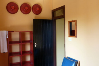 Durban - Gibela Backpackers Lodge : Single Room in Durban - Gibela Backpackers Lodge Hostel, South Africa