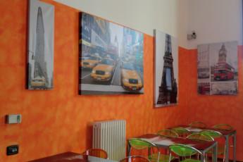 Perugia - Mario Spagnoli : Restaurant in Perugia - Mario Spagnoli Hostel, Italy