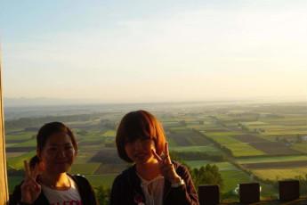 Obihiro - Obihiro Yachiyo YH : Guests Sightseeing in Obihiro - Obihiro Yachiyo Youth Hostel, Japan