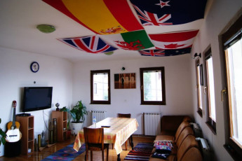 Sarajevo - Haris Youth Hostel : Lounge Area in Sarajevo - Haris Youth Hostel