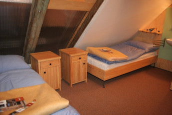 Litomysl - YMCA Hostel : Dorm Room in Litomysl - YMCA Hostel, Czech Republic