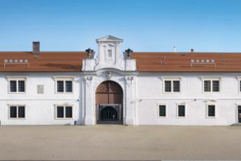 Litomysl - YMCA Hostel : Front Exterior View of Litomysl - YMCA Hostel, Czech Republic