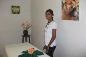 Nadi - Nadi Bay Resort : Beauty Salon in Nadi - Nadi Bay Resort Hostel, Fiji