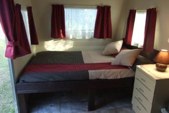 Batemans Bay YHA : Private double room in the Batemans Bay YHA in Australia