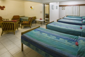 Nadi - Nadi Bay Resort : 5-Bed Dorm Room in Nadi - Nadi Bay Resort Hostel, Fiji