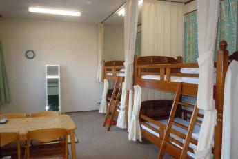 Miyazaki - YH Sunflower Miyazaki : Dorm Room in Miyazaki - YH Sunflower Miyazaki, Japan
