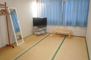 Miyazaki - YH Sunflower Miyazaki : TV Room in Miyazaki - YH Sunflower Miyazaki, Japan