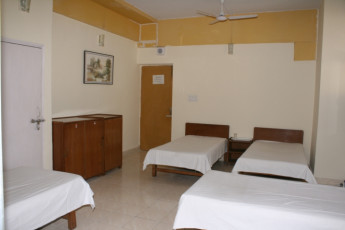 New Delhi : Dorm Room in New Delhi, India