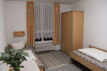 Kehl : Hostal Residencia habitación en Kehl, Alemania