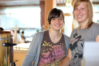 Heilbronn : Guests at Heilbronn Hostel, Germany