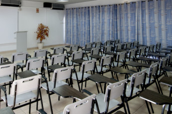 Eilat : Conference room in the Eilat Hostel in Israel