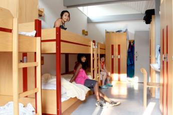 Ludwigsburg : Dorm Room in Ludwigsburg Hostel