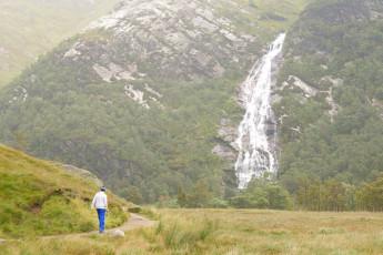 Glen Nevis SYHA : Bewertung auf Wanderweg nahe der Glen Nevis SYHA Hostel in Schottland