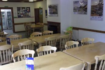 Glen Nevis SYHA : Küche in der Glen Nevis SYHA Hostel in Schottland