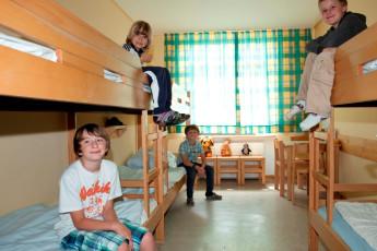 Schöningen am Elm : Dorm Room in Schoningen am Elm Hostel, Germany