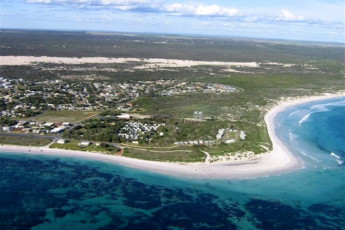 Lancelin Lodge YHA : Lancelin Lodge YHA seaview