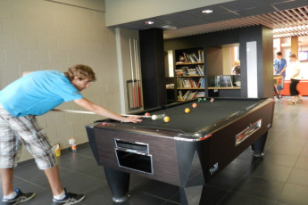 Voeren - De Veurs : Voeren De Veurs pool table