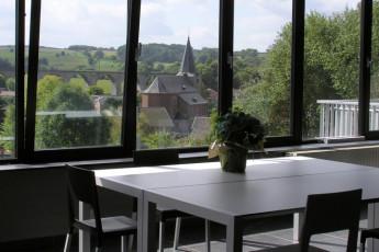 Voeren - De Veurs : Voeren De Veurs dining room