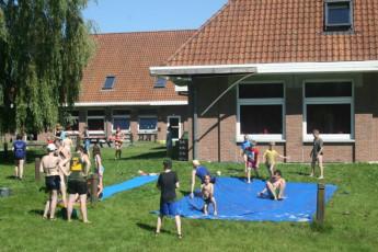 Laarne - De Valk : Laarne De Valk water games