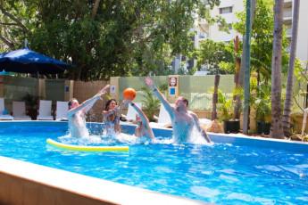Darwin YHA : Darwin YHA swimming pool