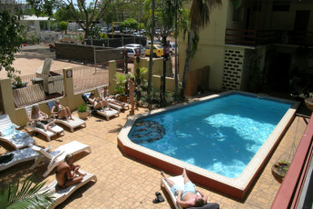 Darwin YHA : Darwin YHA swimming pool