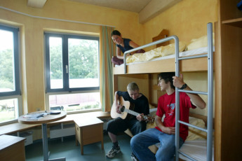Mirow mit Zeltplatz : Sports activities at Mirow Hostel, Germany in surrounding landscape
