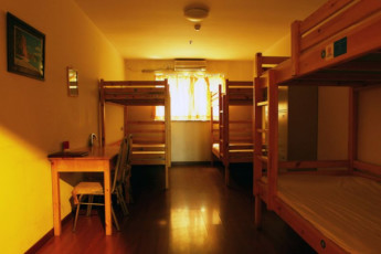 Far East International Youth Hostel : Dorm Room in Far East International Youth Hostel, China