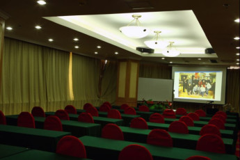 Far East International Youth Hostel : Meeting and Conference Area in Far East International Youth Hostel, China