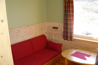 Senja : Room in the Senja hostel in Norway