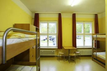 Wismar : Dorm Room in Wismar Hostel, Germany