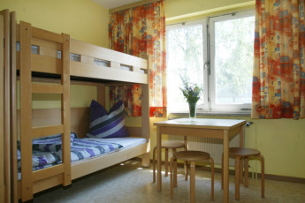 Ueckermünde : Dorm Room in Ueckermünde Hostel, Germany
