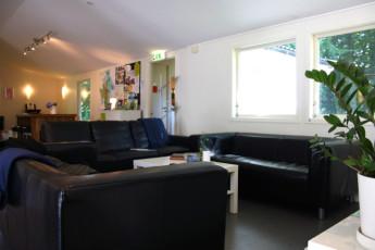 Stavanger Mosvangen : Lounge in the Stavanger Mosvangen hostel in Norway