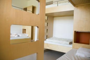 Echternach : Dorm Room in Echternach Hostel, Luxembourg