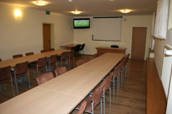 Warsaw - Karolkowa : Meeting and Conference Room in Warsaw - Karolkowa Hostel, Poland