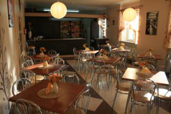 Warsaw - Karolkowa : Cafe in Warsaw - Karolkowa Hostel, Poland