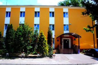 Warsaw - Karolkowa : Front Exterior View of Warsaw - Karolkowa Hostel, Poland