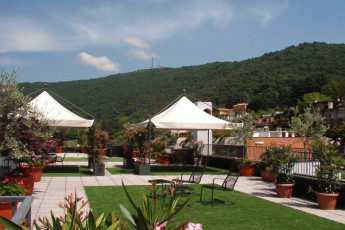 Bergamo - Nuovo Ostello di Bergamo : recepción en Bergamo - nuevo hostal en Bergamo, Italia