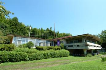 Kyotofu - Amanohashidate YH : Exterior View of Kyotofu - Amanohashidate Youth Hostel, Japan