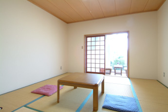 Kyotofu - Amanohashidate YH : Multi Purpose Room in Kyotofu - Amanohashidate Youth Hostel, Japan