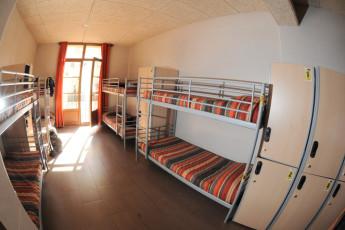 Zaragoza - La posada del Comendador : Dorm Room in Zaragoza - La posada del Comendador Hostel, Spain