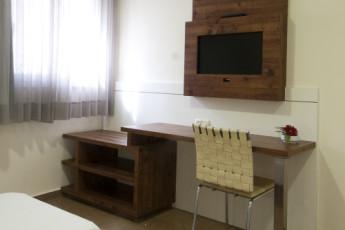 Ma'ayan Harod : Room facilities in the Maayan Harod hostel in Israel