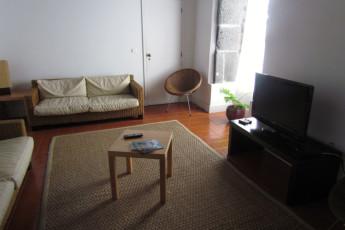 Azores - Pico Is. - São Roque do Pico : TV and Lounge Area in Azores - Pico Is. - Sao Roque do Pico, Portugal