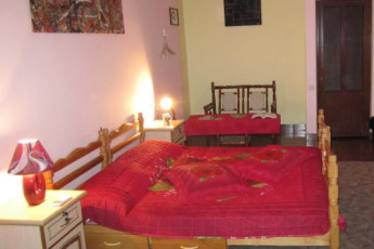 Theatre Hostel : Private double room in the Theatre Hostel in Armenia