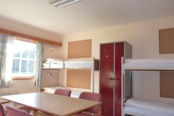 Lista : Dorm Room in Lista Hostel, Norway