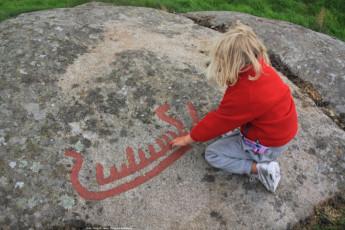 Lista : Historical Art in Nature Surrounding Lista Hostel, Norway