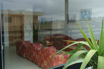 Sliema - NSTS Hibernia Residence : Lobby and Lounge Area in Sliema - NSTS Hibernia Residence Hostel, Malta