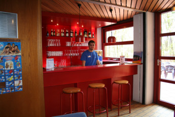 Berlin - JH am Wannsee : Bar in the Berlin - JH am Wannsee Hostel in Germany