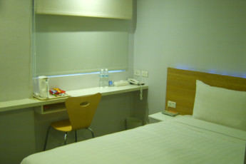 CityInn Hotel - Taipei : Single Room in CityInn Hotel - Taipei, Taiwan