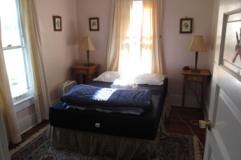 HI - Lucas - Malabar Farm : Single Room in Lucas - Malabar Farm Hostel, USA